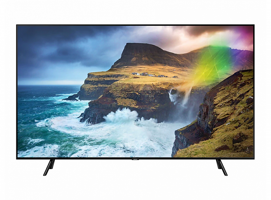 Samsung QE55Q77RAUXRU QLED 4K Smart TV 7 серии